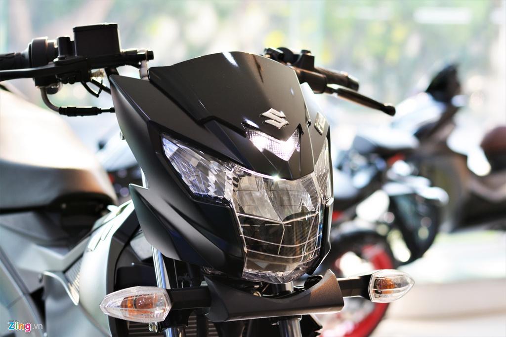 Mua xe con tay 150 cc - chon Suzuki Satria chinh hang hay Honda Sonic? hinh anh 4 14_Satria_zing.jpg