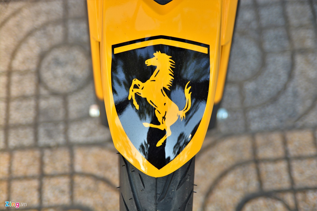 Honda Sonic voi dan ao Ferrari o TP.HCM hinh anh 5 9_Sonic_zing.jpg