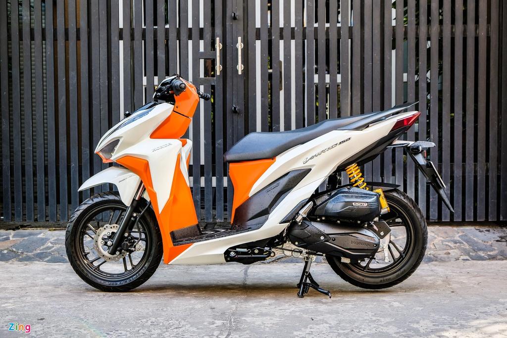 Honda Vario bien so 33333 duoc rao gia gan 500 trieu tai TP.HCM hinh anh 2 DSCF1104_zing.jpg