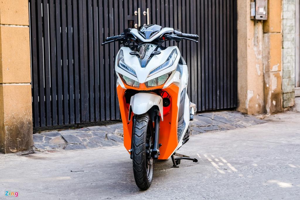 Honda Vario bien so 33333 duoc rao gia gan 500 trieu tai TP.HCM hinh anh 4 DSCF1119_zing.jpg