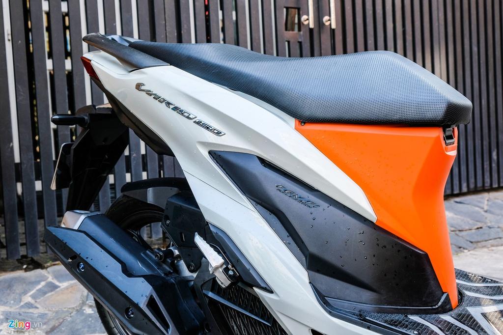 Honda Vario bien so 33333 duoc rao gia gan 500 trieu tai TP.HCM hinh anh 7 DSCF1124_zing.jpg