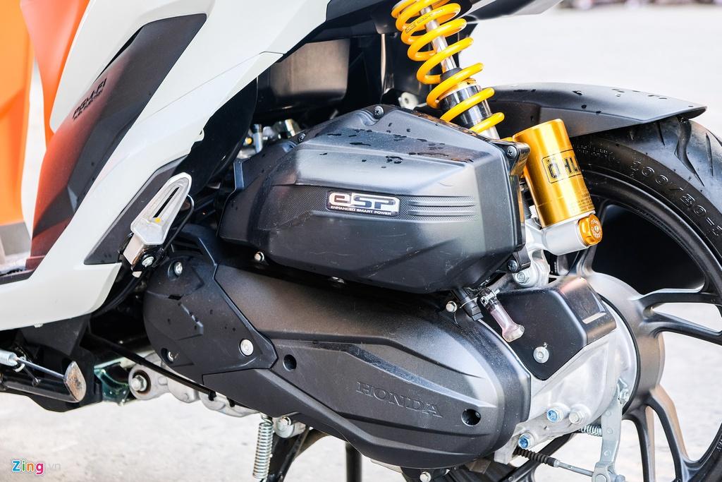 Honda Vario bien so 33333 duoc rao gia gan 500 trieu tai TP.HCM hinh anh 10 DSCF1137_zing.jpg