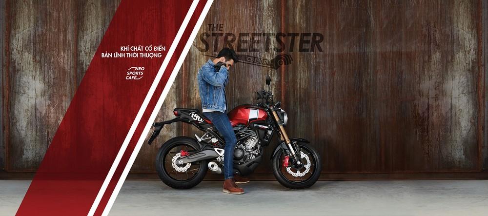 Honda CB150R 2019 chính hãng tại Việt Nam