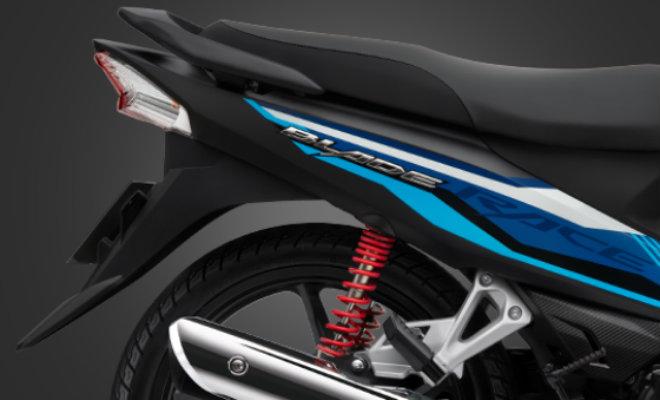 Honda Blade ra bản mới, thể thao hơn, giá từ 18,8 triệu đồng - 4