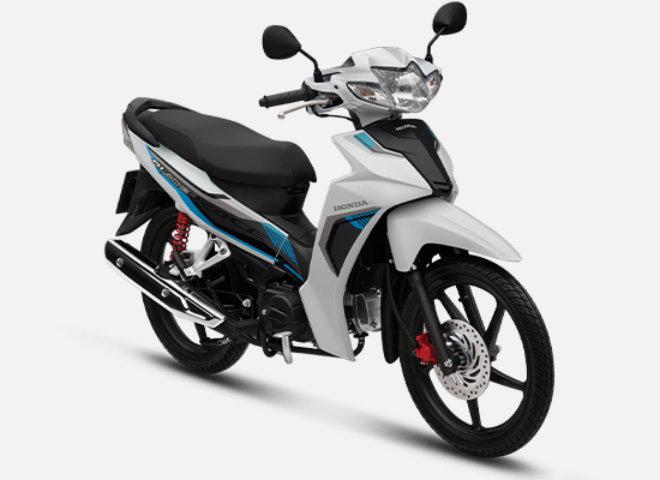 Honda Blade ra bản mới, thể thao hơn, giá từ 18,8 triệu đồng - 14