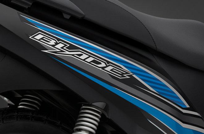 Honda Blade ra bản mới, thể thao hơn, giá từ 18,8 triệu đồng - 3