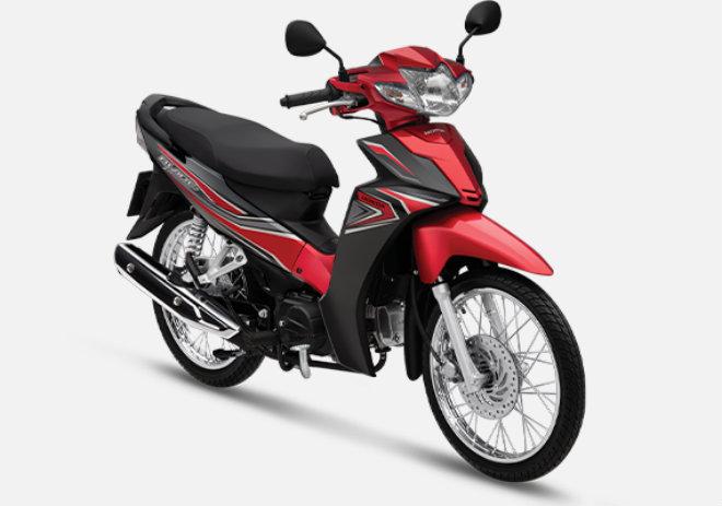 Honda Blade ra bản mới, thể thao hơn, giá từ 18,8 triệu đồng - 11