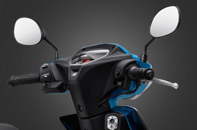 Honda Blade ra bản mới, thể thao hơn, giá từ 18,8 triệu đồng - 8