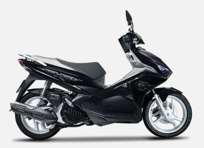 Bảng giá Honda Air Blade tháng 12/2019, bản đen mờ tăng mạnh - 3