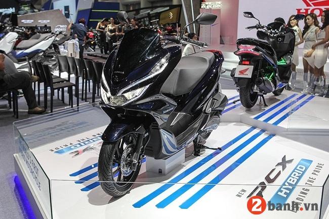 Pcx hybrid 150 - 1