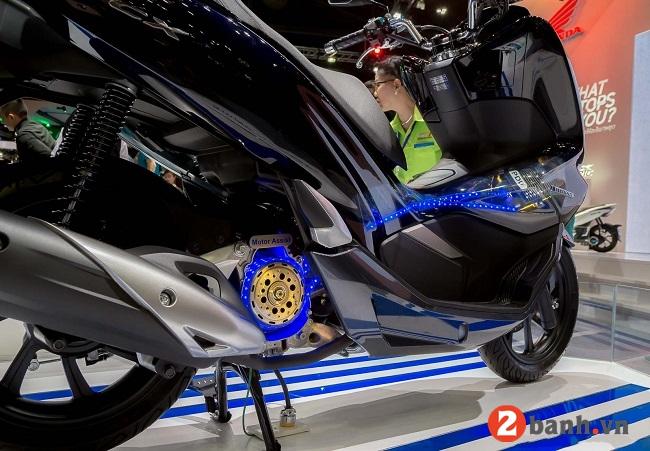 Pcx hybrid 150 - 3
