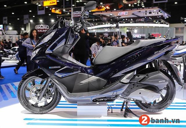 Pcx hybrid 150 - 4