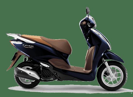 Honda Lead Xanh Nâu