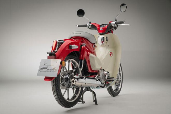 Honda Super Cub C125 ABS 2020 trình làng, giá 85 triệu đồng - ảnh 2