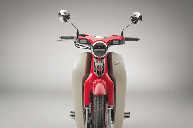Honda Super Cub C125 ABS 2020 trình làng, giá 85 triệu đồng - ảnh 1
