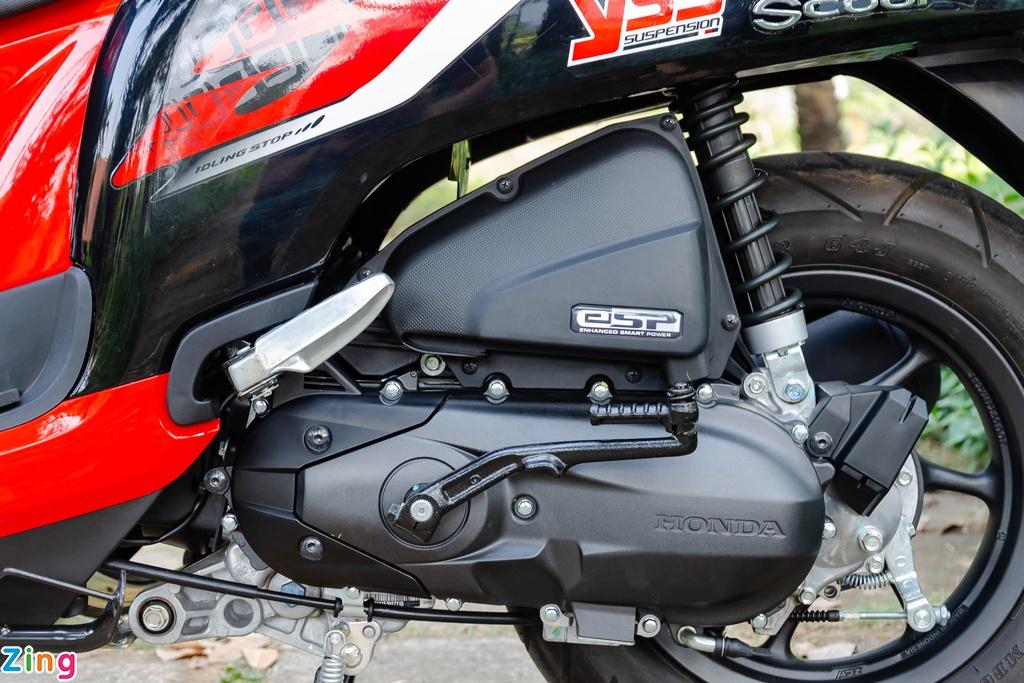 Chi tiet Honda Scoopy 2020 tai VN - nhap tu nhan, gia gan 40 trieu hinh anh 18 Honda_Scoopy_Zing_18_.jpg