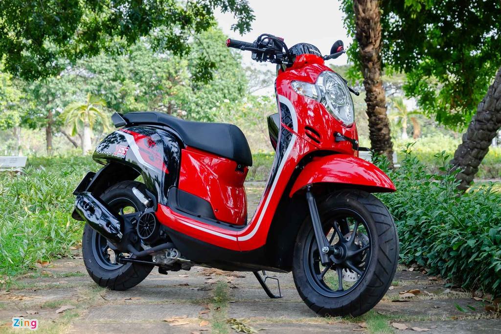 Chi tiet Honda Scoopy 2020 tai VN - nhap tu nhan, gia gan 40 trieu hinh anh 1 Honda_Scoopy_Zing_2_.jpg