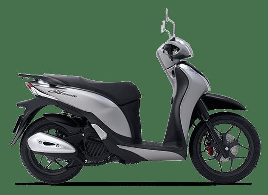 Honda SH Mode ABS bạc mờ