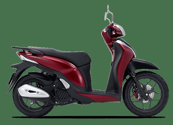 Honda SH Mode ABS đỏ đậm