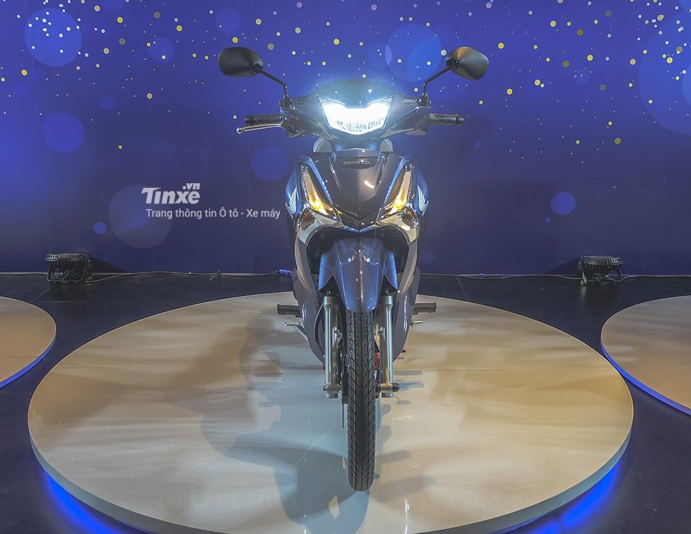 Thiết kế đèn pha Honda Future