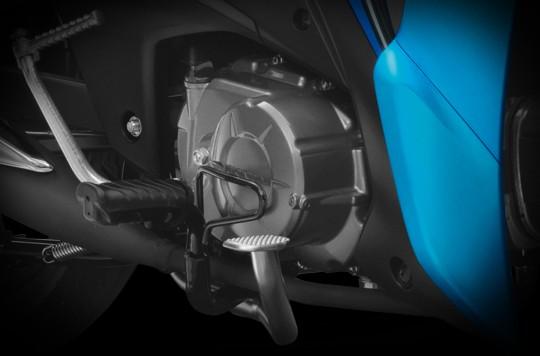 Trang bị động cơ Honda Wave RSX