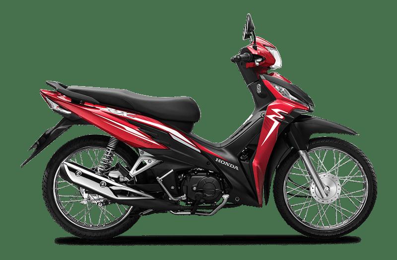 Honda Wave RSX Đỏ đen