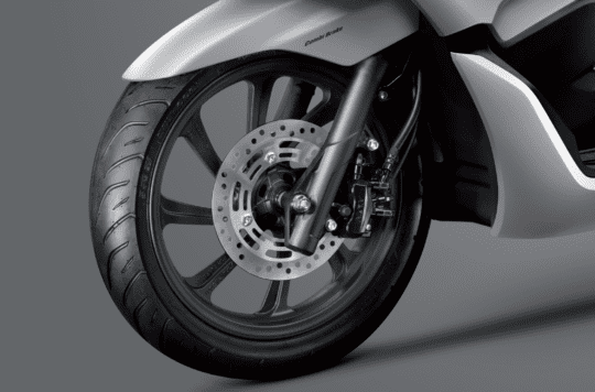 Trang bị bánh xe của Honda PCX