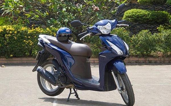 """Honda Vision được mệnh danh là """"tiểu SH"""""""