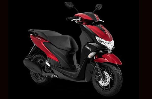Yamaha FreeGo 125 là chiếc xe máy khá cá tính
