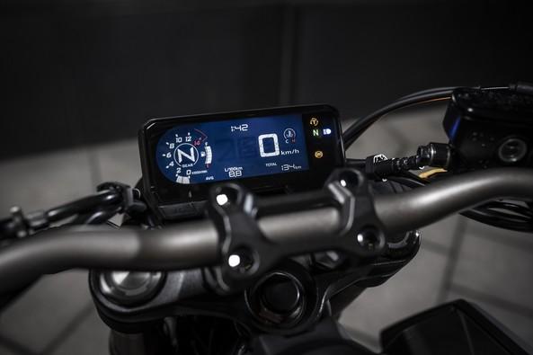 Bảng đồng hồ Honda CB650R